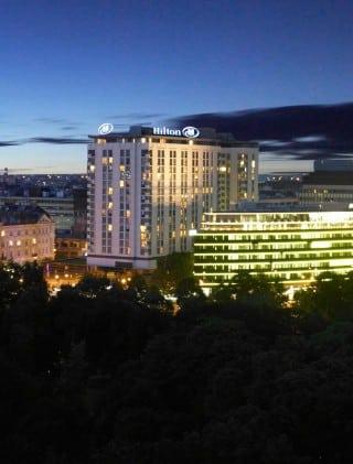 Hilton Complex, 1030 Wien, Österreich